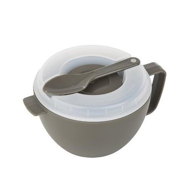 Progressive International PS-91GY Microwave Soup On-The-Go!