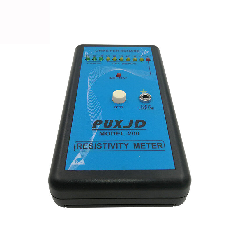 PUXJD 200 Surface Insulation Resistance Tester Instrument Surface Impedance Testing Instrument
