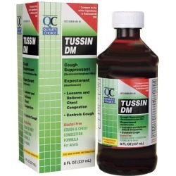 Quality Choice Tussin Dm 8 fl oz Liquid Respiratory Health