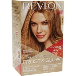Revlon Color Effects Frost And Glow Hair Color, Honey