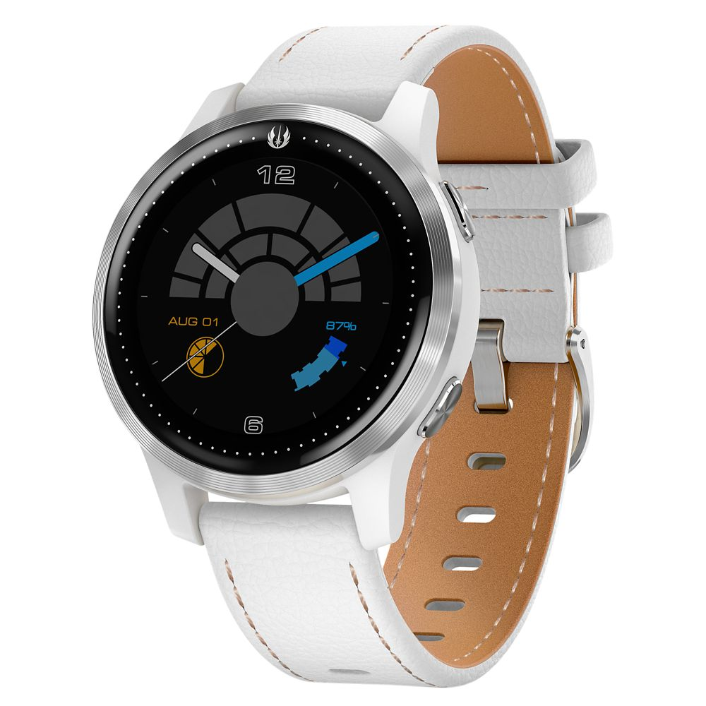 Rey Smartwatch by Garmin Star Wars: The Rise of Skywalker Special Edition Official shopDisney