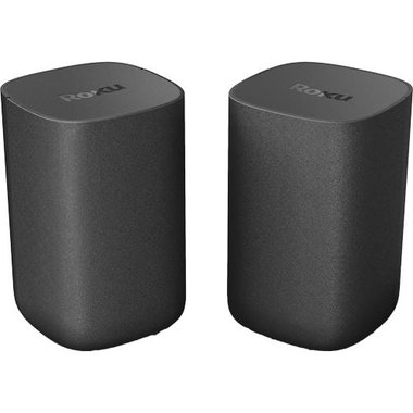 Roku WIRELESS SPEAKERS Wireless Speakers - Black