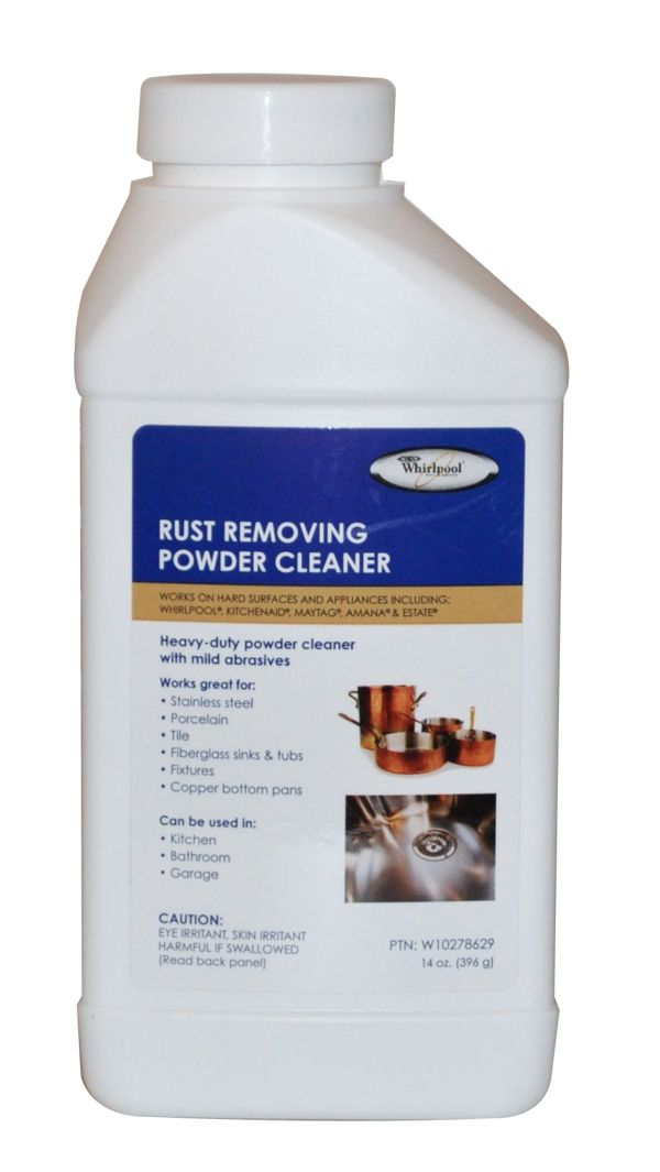Rust Removing Powder Cleaner - 14 oz