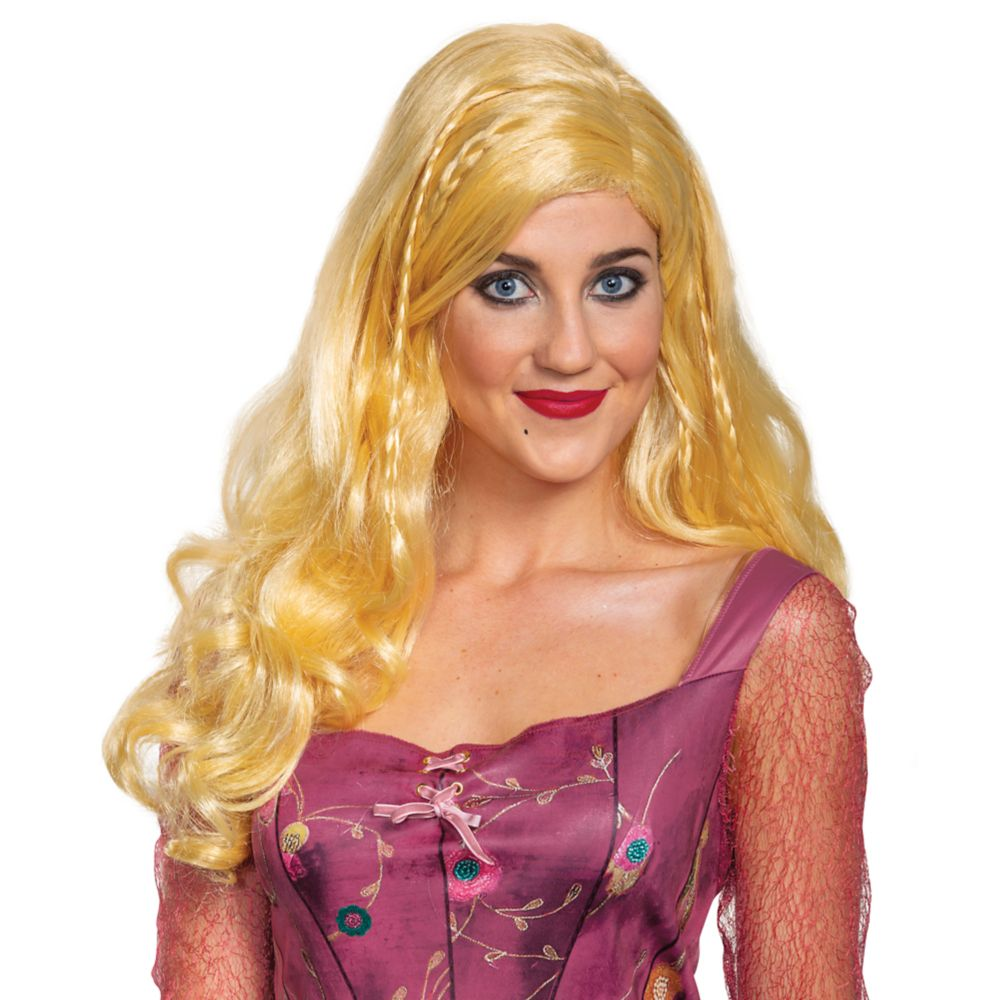 Sarah Sanderson Wig by Disguise Hocus Pocus Official shopDisney