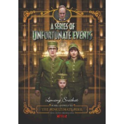 series of unfortunate events 12 the penultimate peril netflix tie in