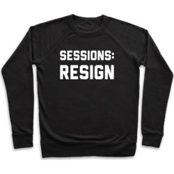 Sessions Resign Pullover from LookHUMAN