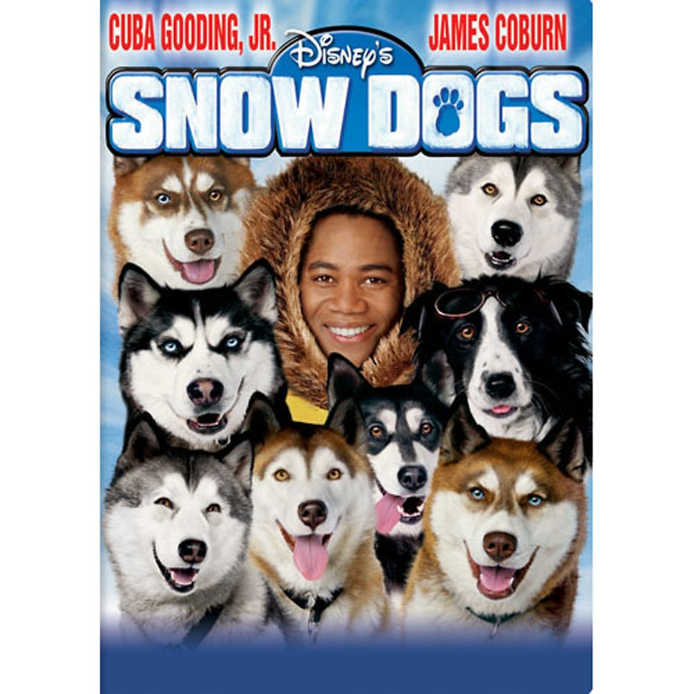 Snow Dogs DVD Official shopDisney