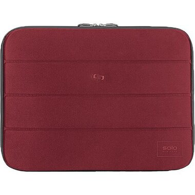 Solo PRO117-12 17.3-Inch Red Bond Sleeve
