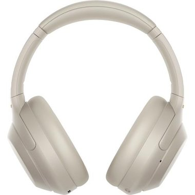 Sony WH1000XM4/S Noise Canceling Over The Ear Headphones - Silver