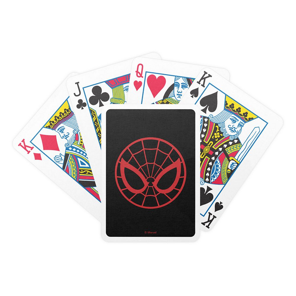 Spider-Man Playing Cards Customizable Official shopDisney