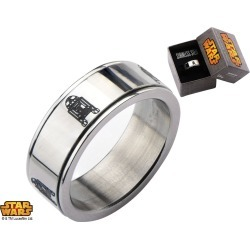 Stainless Steel Star Wars R2D2 Band