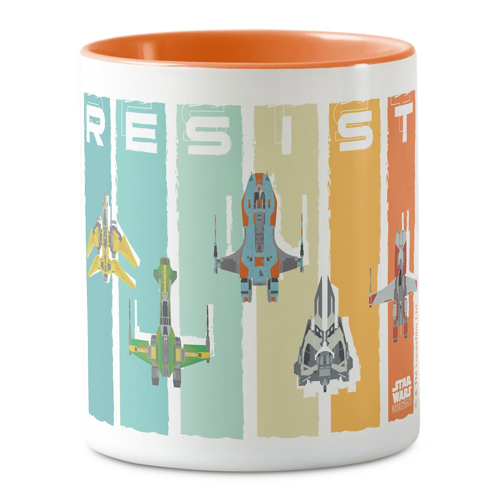 Star Wars Resistance: Vehicles Mug Customizable Official shopDisney