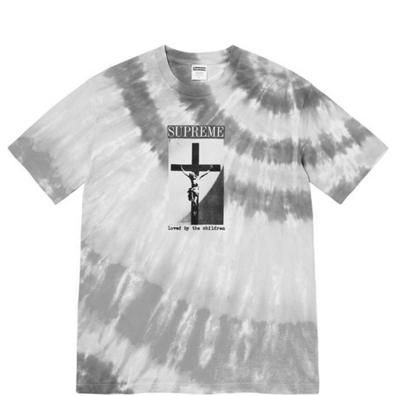 SUPREME Supreme SS20 Week 1 Loved By The Children Tee T T-shirts SUP-SS20-079 (Size: US S)