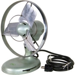 Table Fan Pal, 220v, 30w Central Europe In The 1980s