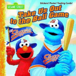 take us out to the ball game pictureback