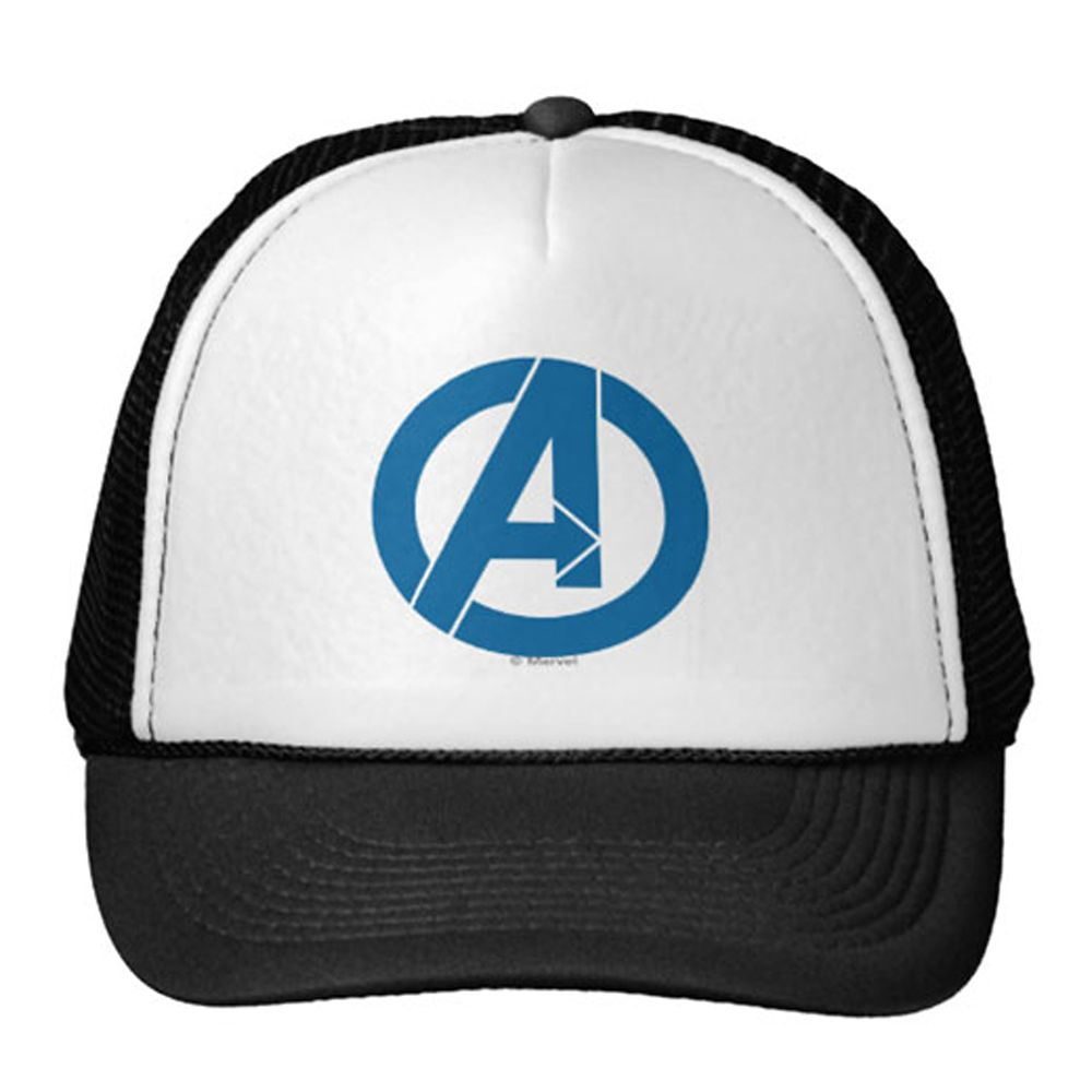 The Avengers Trucker Hat for Adults Customizable Official shopDisney