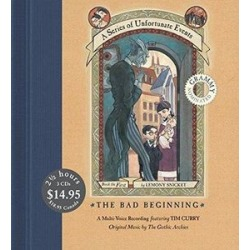The Bad Beginning CD Low Price (Series of Unfortunate Events)