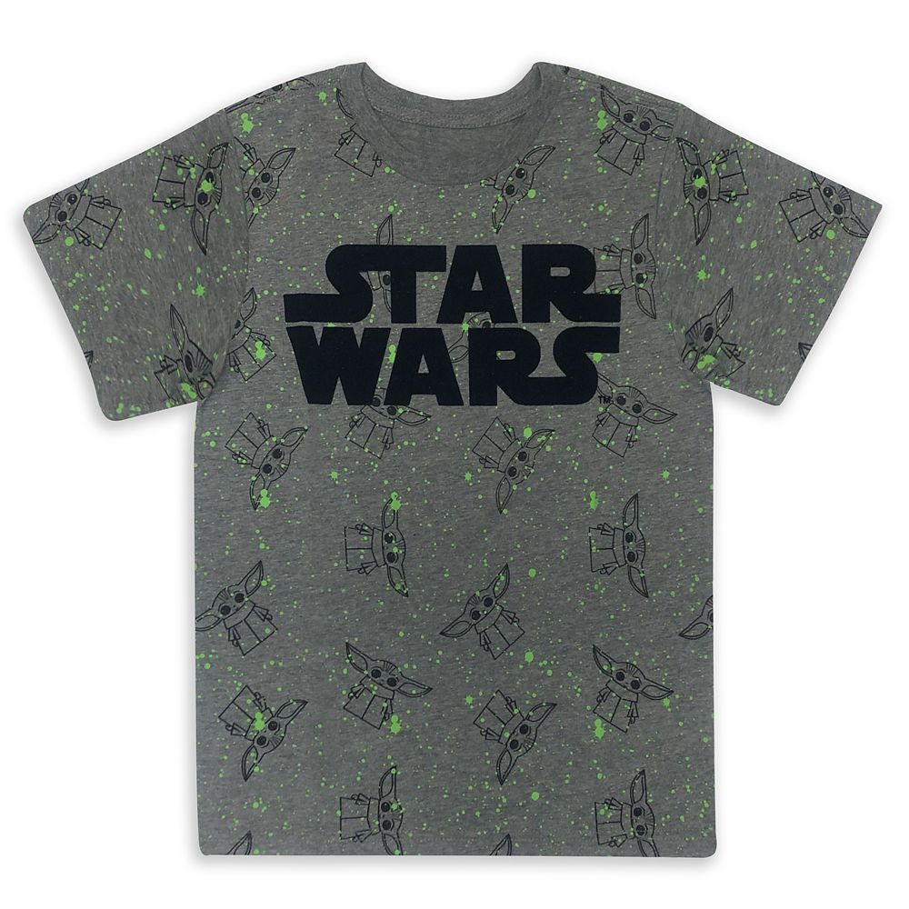The Child T-Shirt for Kids Star Wars: The Mandalorian Official shopDisney