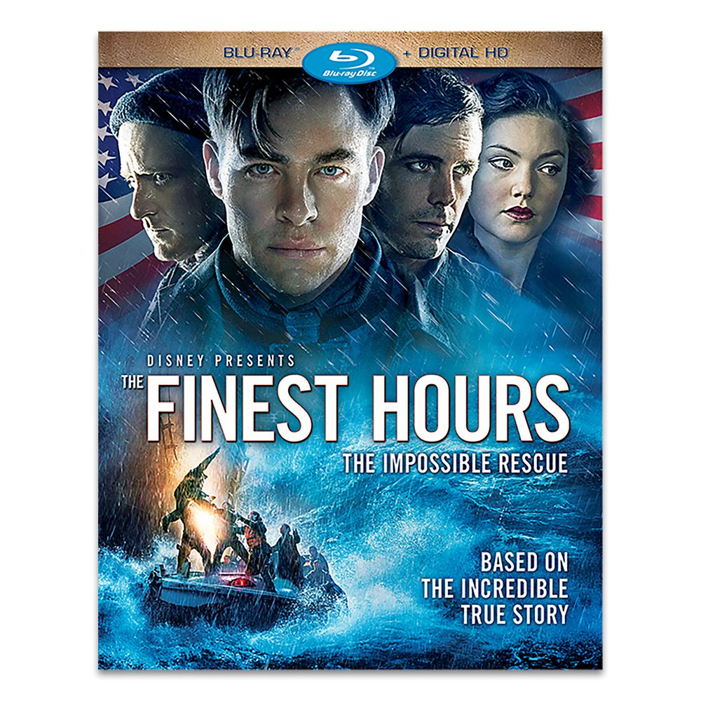 The Finest Hours Blu-ray Official shopDisney