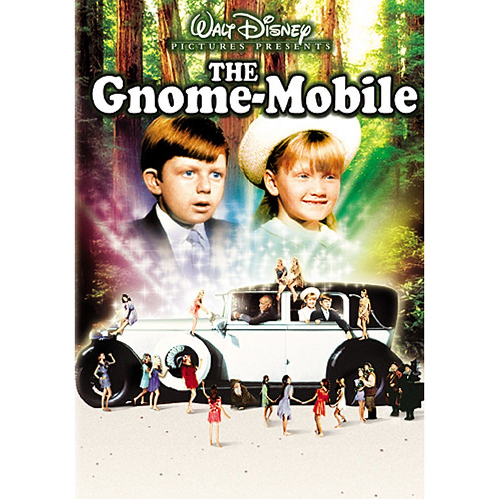 The Gnome-Mobile DVD Official shopDisney