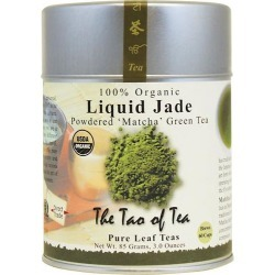 The Tao Of Tea Powdered Matcha Green Liquid Jade 3 oz Can