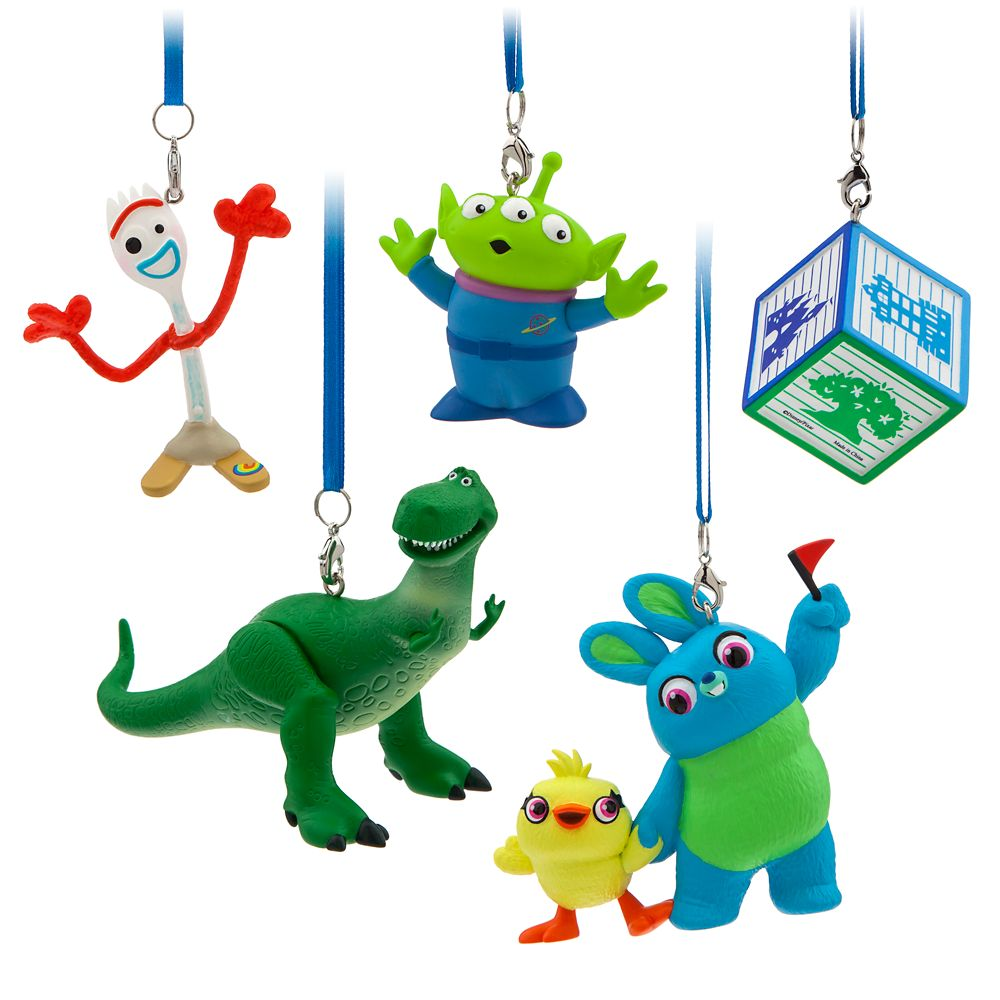 Toy Story 4 Ornament Set Official shopDisney