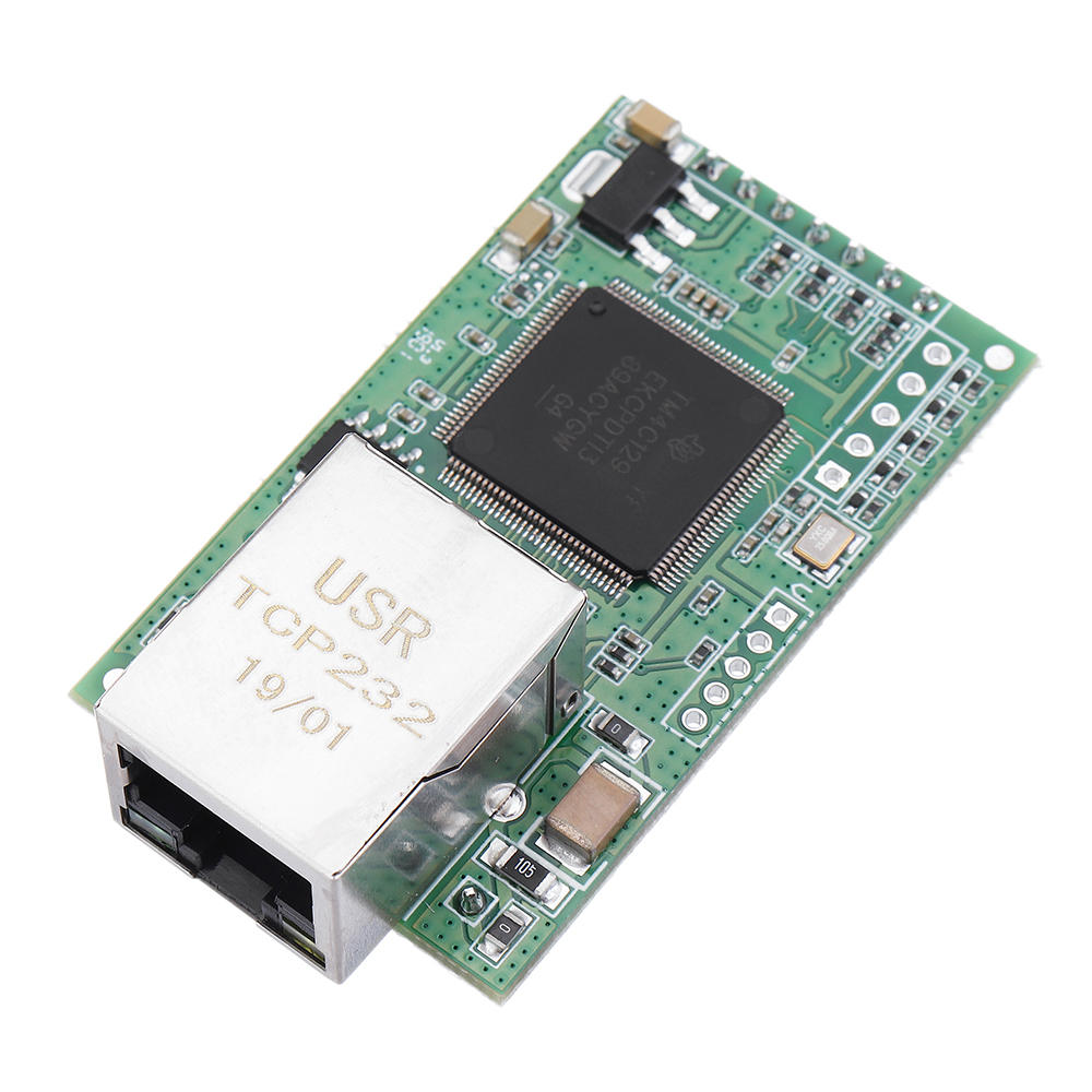 TTL to RJ45 Network Prt 232 to TCP USR-TCP232-E2 Dual Serial Port to Ethernet Module