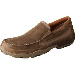 Twisted X Mens Slip-On Driving Mocs 8.5W