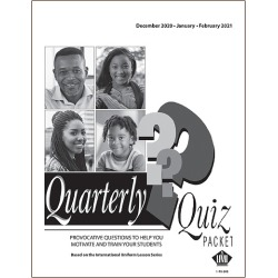 UMI Quarterly Quiz PK11 Winter 2020-2021