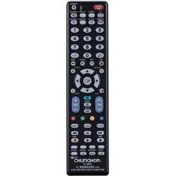Universal Samsung Tv Remote Control Replacement Lcd Led Hdtv Hd Tvs