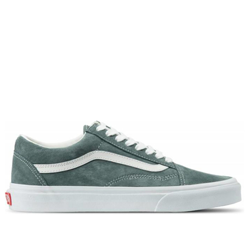 Vans Old Skool 'Stormy Weather' Stormy Weather/White Sneakers/Shoes VN0A38G1U5N (Size: US 8.5)