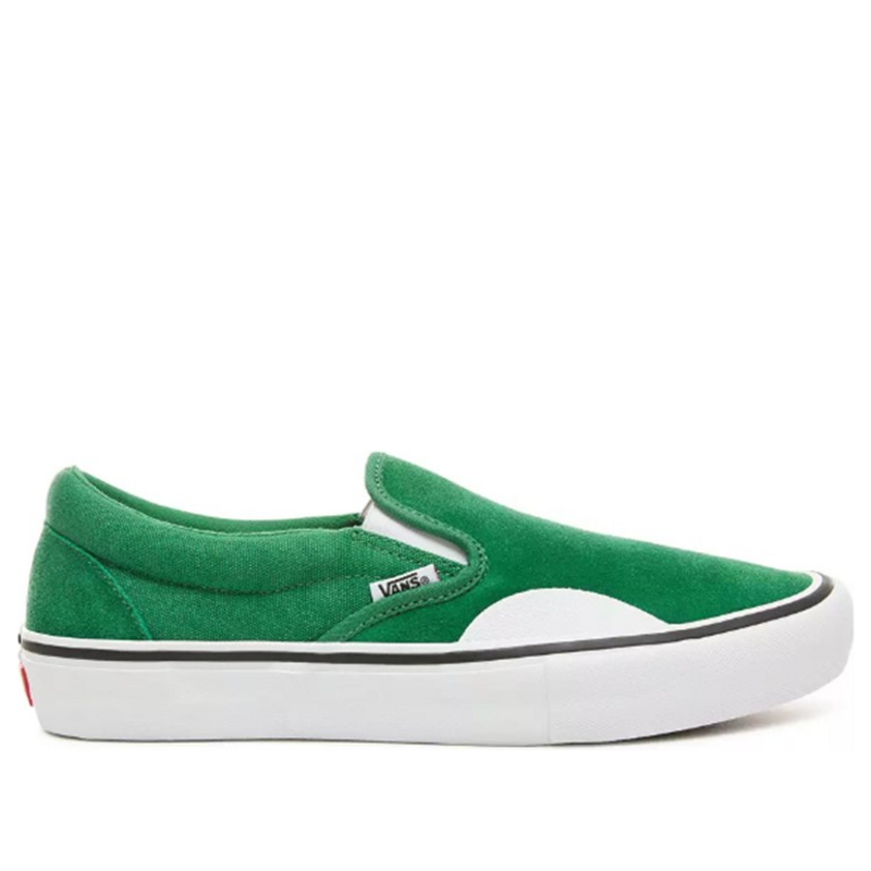 Vans Slip-On Pro 'Amazon' Amazon/White Sneakers/Shoes VN00097MU2A (Size: US 13)