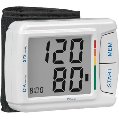 Veridian Healthcare 01-540 Automatic Wrist Digital Blood Pressure Monitor