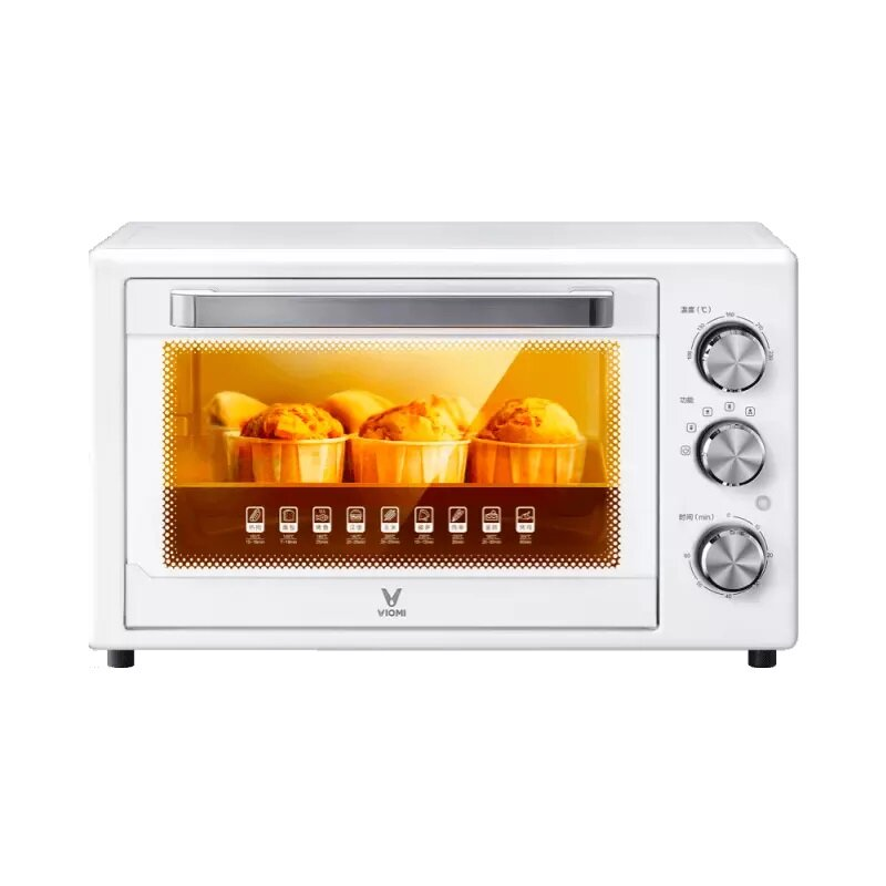 VIOMI From VO3201 32L 1500W Electric Oven 360° Roation 100℃-230℃ Temperature Control Baking Oven
