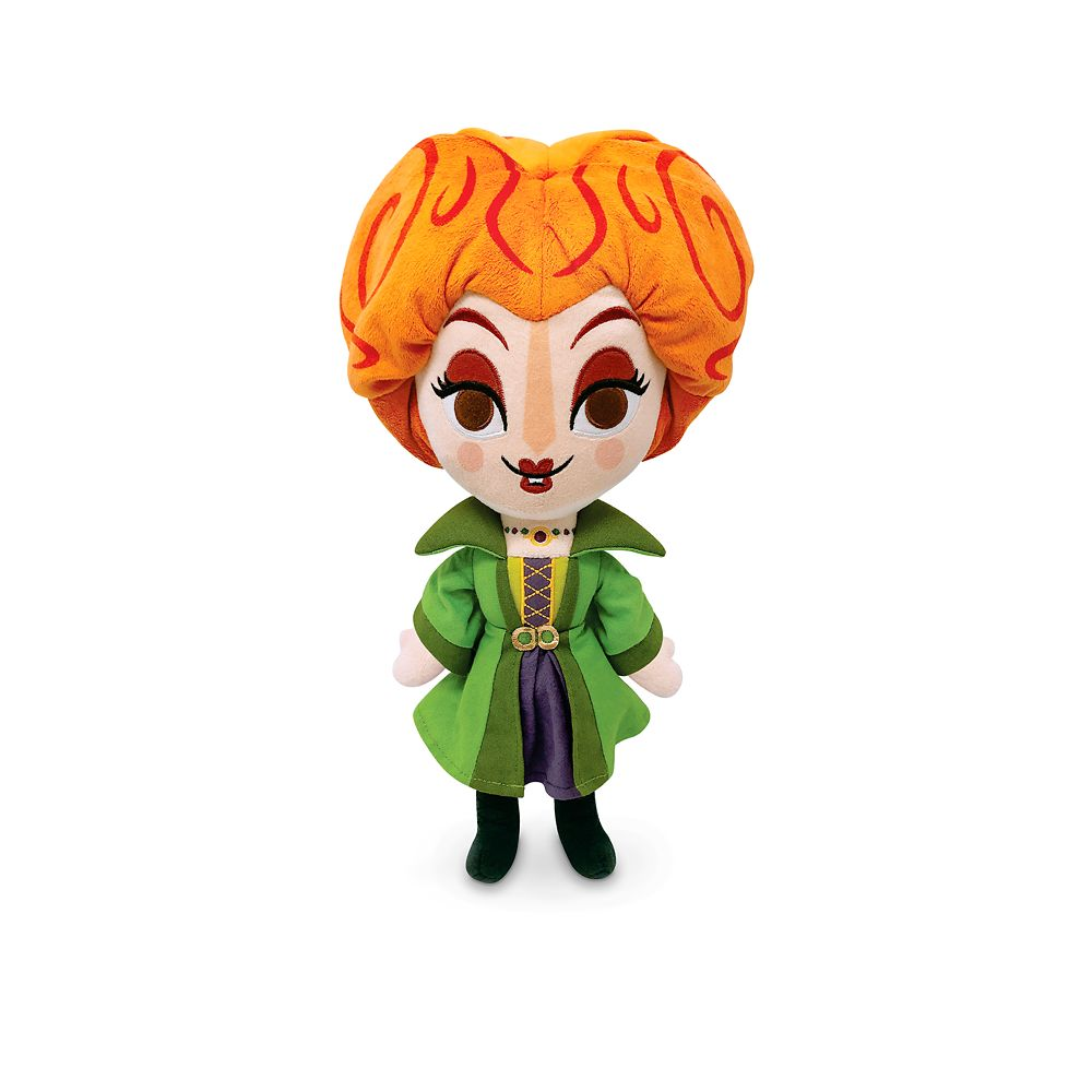 Winifred Sanderson Plush Hocus Pocus Small 12 1/2'' Official shopDisney