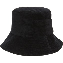 Women's Lack Of Color Wave Bucket Hat, Size Small/Medium - Red