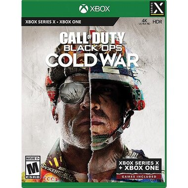 XBOX 047875101159 Call Of Duty Black Ops Cold War Standard Edition
