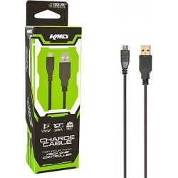 Xbox One - Cable - USB Charge Cable for Controllers - 10 ft (KMD)