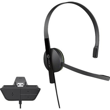 Xbox One S5V-00014 Wired Chat Headset