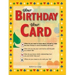 your birthday your card