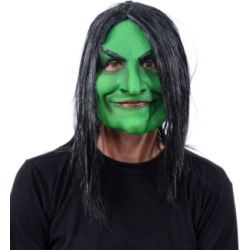 ZagOne Size Studios Mercedes The Witch Uv Latex Adult Costume Mask One Size