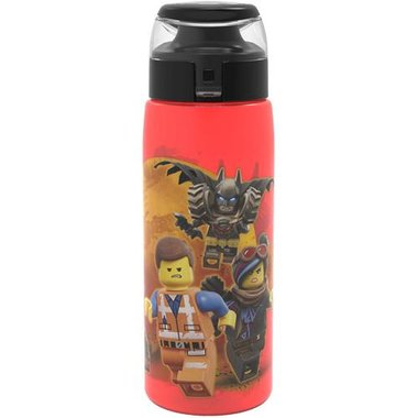Zak LGON-K950 Lego Movie 2 25 Oz. Union Bottle