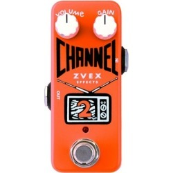 ZVex Effects Channel 2 Overdrive Guitar Effects Pedal