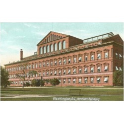 Art Print: Pension Building, Washington D.C. Art Print: 24x18in