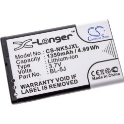 Battery for Nokia Cell Phones