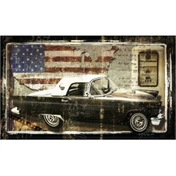 Giclee Painting: Mindy Sommers - Photography's You Can Drive, 24x16in.