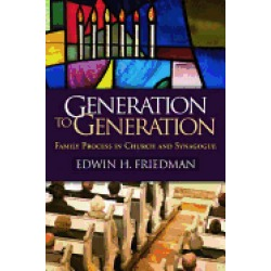 generation to generation family process in church and synagogue